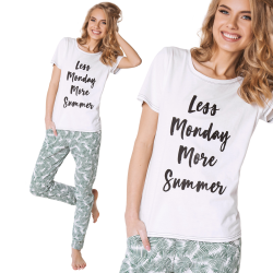 Piżama Tropics Long