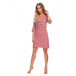 Koszulka Gina SAL-ND-2065 Różowa