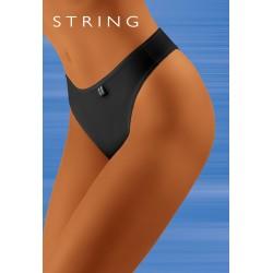 Wol-Bar Stringi Tahoo String Czarne