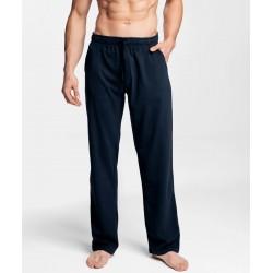 Atlantic Spodnie piżamowe męskie NMB-040 Granatowe