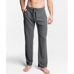 Atlantic Spodnie piżamowe męskie NMB-040 Szary melanż ciemny