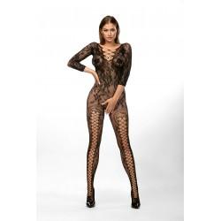 Anais Bodystocking Mirabella Black