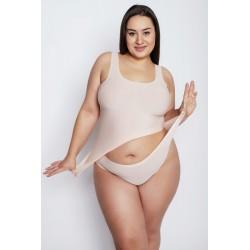 Julimex Figi Flexi-One Plus Size Beżowe