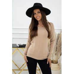 Vittoria Ventini Sweter Everly LB93079A Carmel