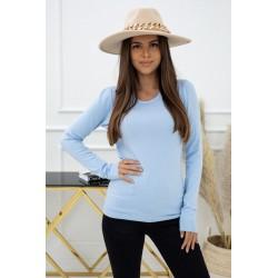 Vittoria Ventini Sweter Everly LB93079A Sky Blue