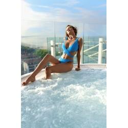 Obsessive Kostium kąpielowy Cobaltica
