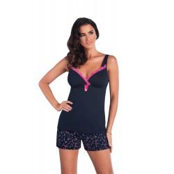 Piżama Marina 1/2 Dark blue